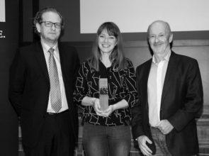 IRP's Lena Gansterer wins investor award